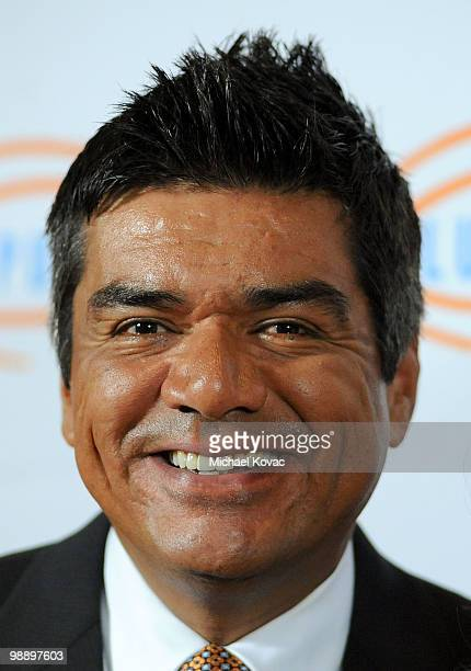 Comedian George Lopez attends the 10th Annual Lupus LA Orange Ball at the Beverly Wilshire Four Seasons Hotel on May 6 2010 in Beverly Hills...