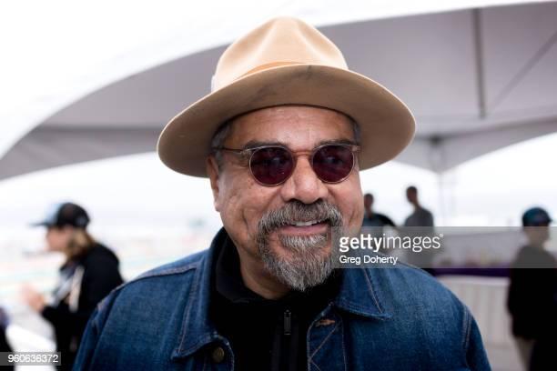 Comedian George Lopez attends the 6th Annual Tour de Pier at Manhattan Beach Pier on May 20 2018 in Manhattan Beach California