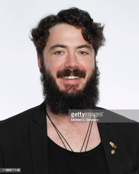 Comedian Gil Thomas poses during his appearance at The Ice House Comedy Club on November 09 2019 in Pasadena California