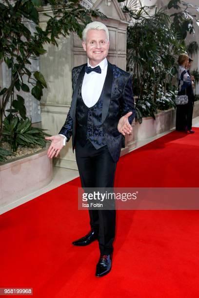 Comedian Guido Cantz attends the Felix Burda Award at Hotel Adlon on May 13 2018 in Berlin Germany