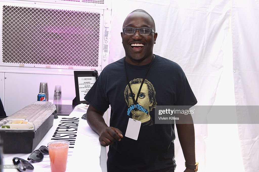 2014 mtvU Woodie Awards And Festival - Backstage : Fotografía de noticias