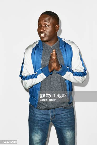 Comedian Hannibal Buress is photographed for New York Times on July 1 2018 at SIXTY LES in New York City PUBLISHED IMAGE