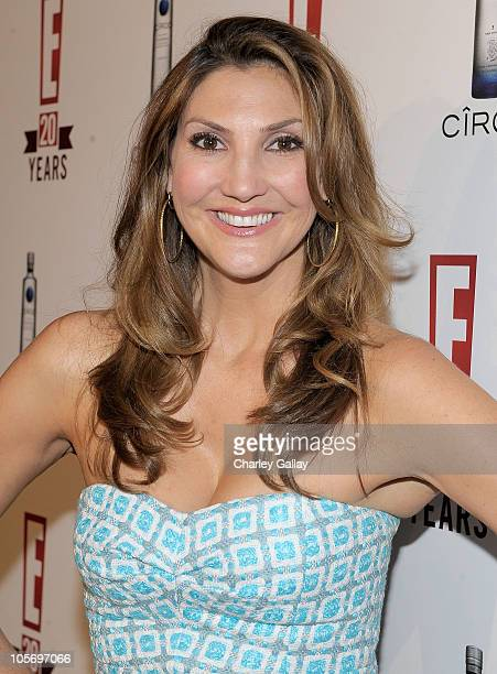 Comedian Heather McDonald arrives at the E! 20th anniversary party celebrating two decades of pop culture presented by Ciroc Ultra Premium Vodka held...