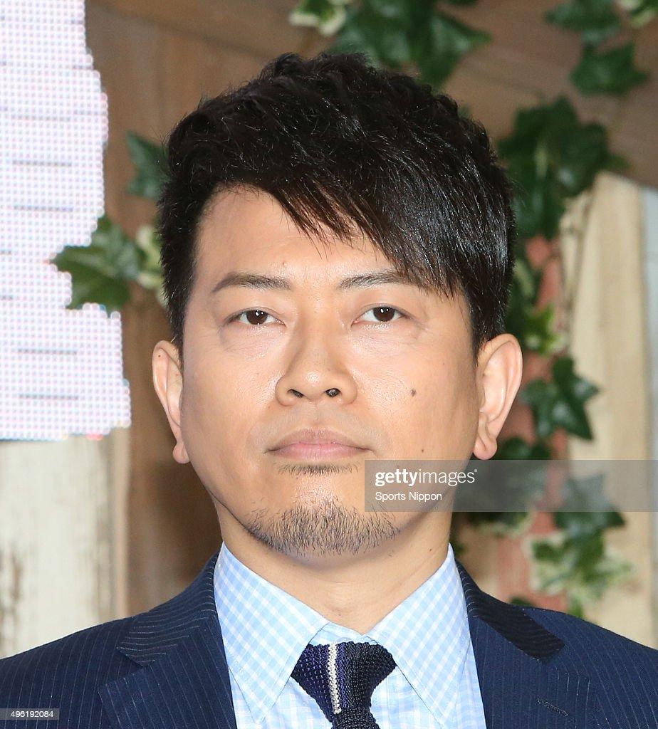 Hiroyuki Miyasako Attends Press Conference In Tokyo : News Photo