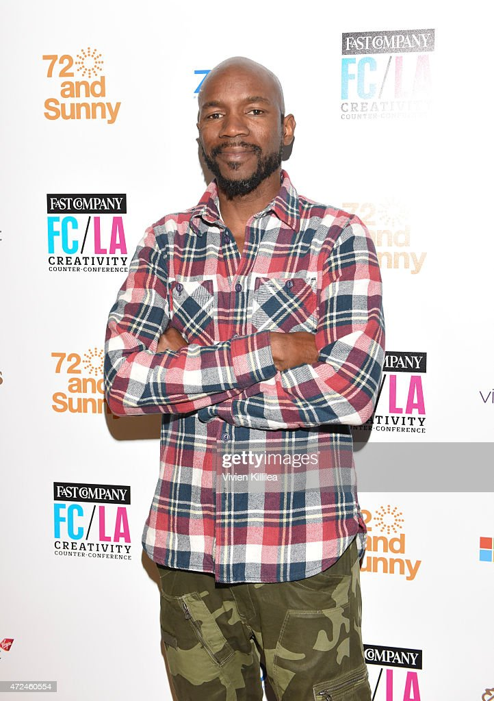 Comedian Ian Edwards attends Fast Company Hosts First-Ever LA Creativity Counter Conference at 72andSunny on May 7, 2015 in Los Angeles, California.