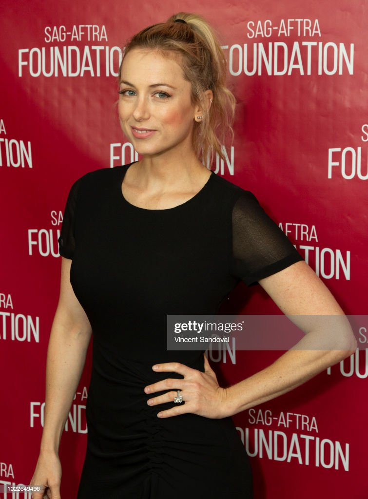 "SAG-AFTRA Foundation Conversations - Screening Of ""Iliza: Elder Millennial"""
