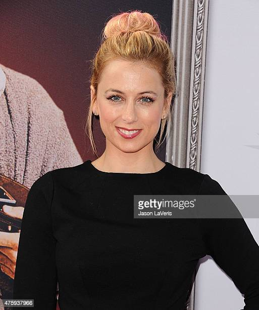 Comedian Iliza Shlesinger attends the 43rd AFI Life Achievement Award gala at Dolby Theatre on June 4 2015 in Hollywood California