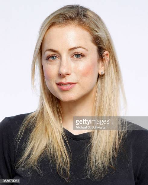 Comedian Iliza Shlesinger poses during her appearance at The Ice House Comedy Club on June 30 2018 in Pasadena California