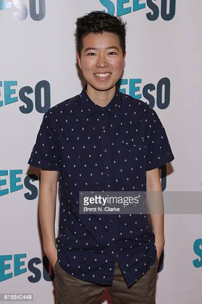 Comedian Irene Tu attends Seeso's StandUp Streaming Fest premiere held at The Slipper Room on October 17 2016 in New York City