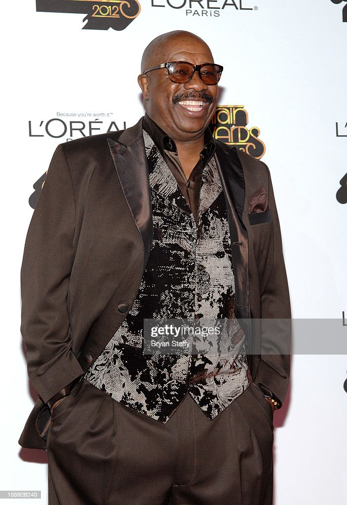 Comedian J. Anthony Brown arrives at the Loreal Style Stage at the Soul Train Awards 2012 at PH Live at Planet Hollywood Resort & Casino on November 8, 2012 in Las Vegas, Nevada.