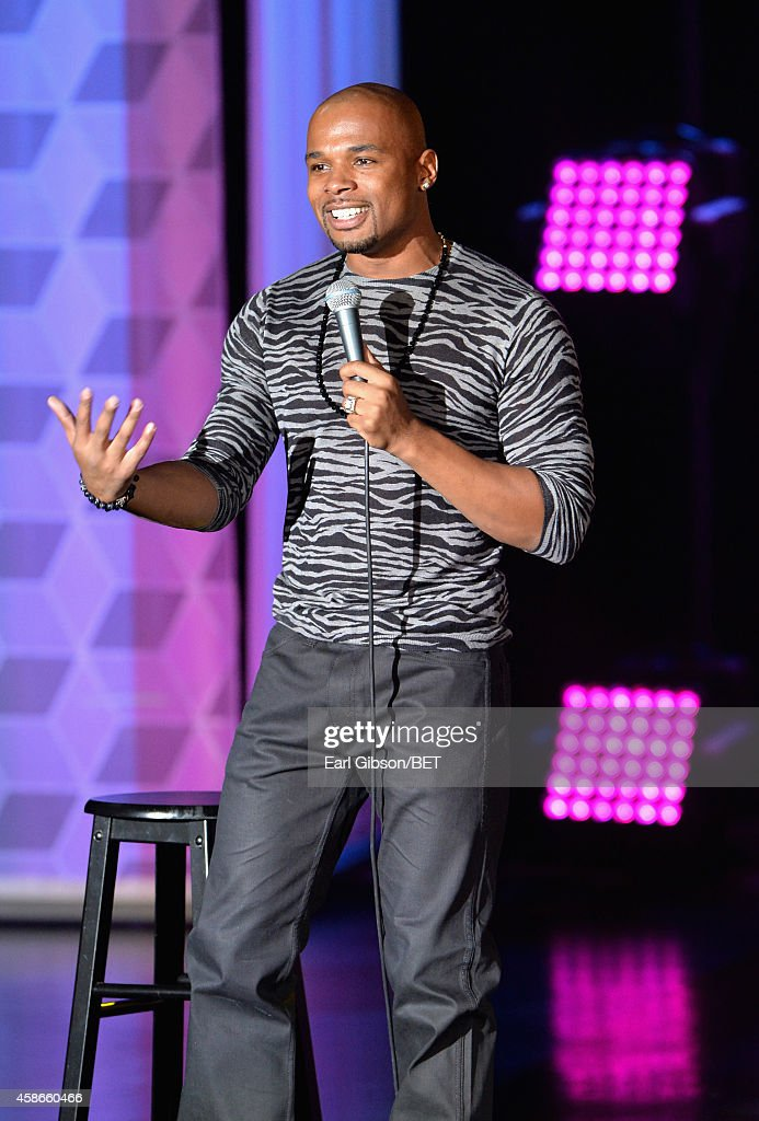 2014 Soul Train Music Awards - Centric Comedy All Stars : News Photo