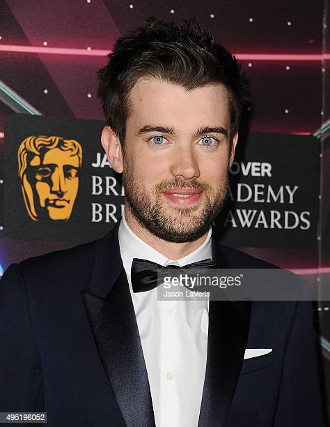Comedian Jack Whitehall attends the 2015 British Academy Britannia Awards at The Beverly Hilton Hotel on October 30 2015 in Beverly Hills California