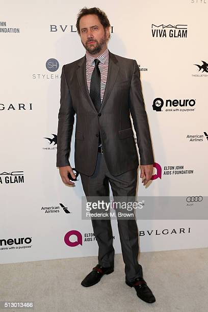 Comedian Jamie Kennedy attends the 24th Annual Elton John AIDS Foundation's Oscar Viewing Party on February 28 2016 in West Hollywood California