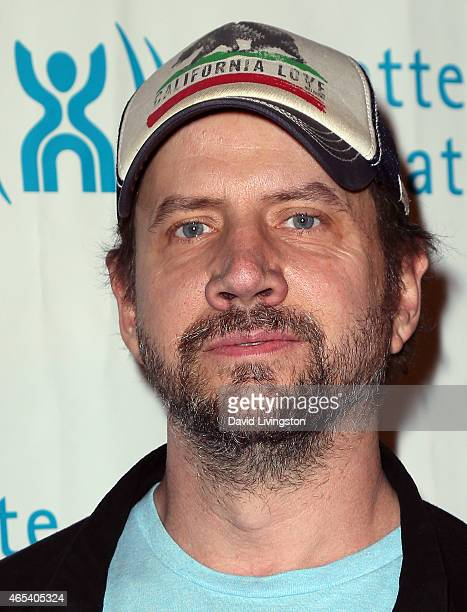 Comedian Jamie Kennedy attends the 2nd Annual Hollywood Heals Spotlight On Tourette Syndrome at House of Blues Sunset Strip on March 5 2015 in West...