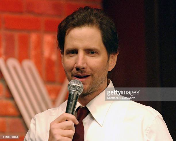 Comedian Jamie Kennedy headlines on New Year's Eve at the Hollywood Improv on December 31 2007 in Hollywood California