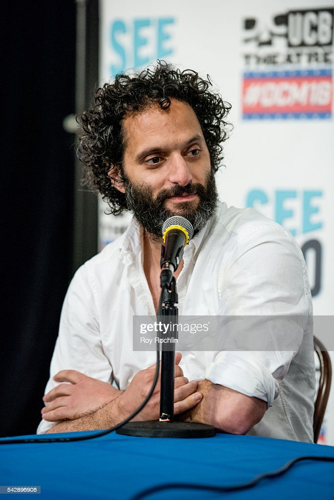 Comedian Jason Mantzoukas attends the 18th Annual Del Close Improv Comedy Marathon Press Conference at Upright Citizens Brigade Theatre on June 24, 2016 in New York City.