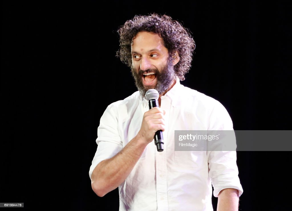 Comedian Jason Mantzoukas performs onstage at the Larkin Comedy Club during Colossal Clusterfest at Civic Center Plaza and The Bill Graham Civic Auditorium on June 3, 2017 in San Francisco, California.