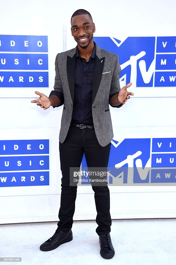 Comedian Jay Pharoah attends the 2016 MTV Video Music Awards at Madison Square Garden on August 28, 2016 in New York City.