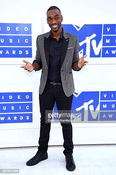 Comedian Jay Pharoah attends the 2016 MTV Video Music Awards at Madison Square Garden on August 28 2016 in New York City