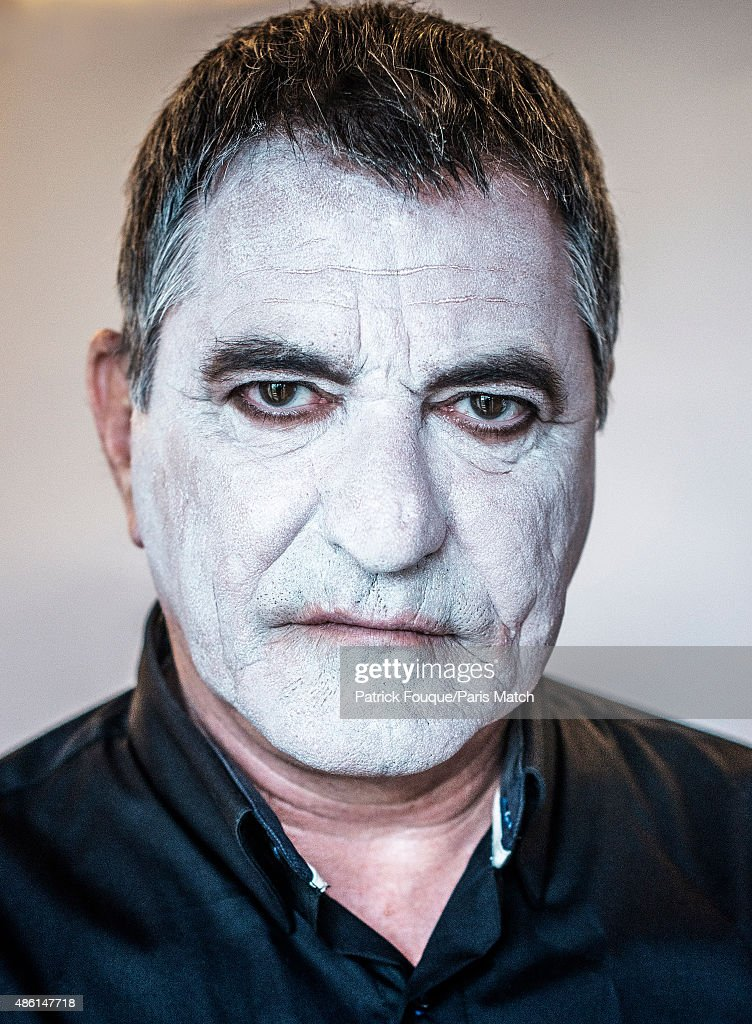 Comedian Jean-Marie Bigard is photographed for Paris Match on April 21, 2014 in Paris, France.