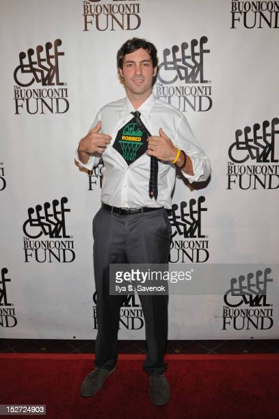 Comedian Jeff Dye attends the 27th Annual Great Sports Legends Dinner to benefit the Buoniconti Fund to Cure Paralysis at The Waldorf=Astoria on...
