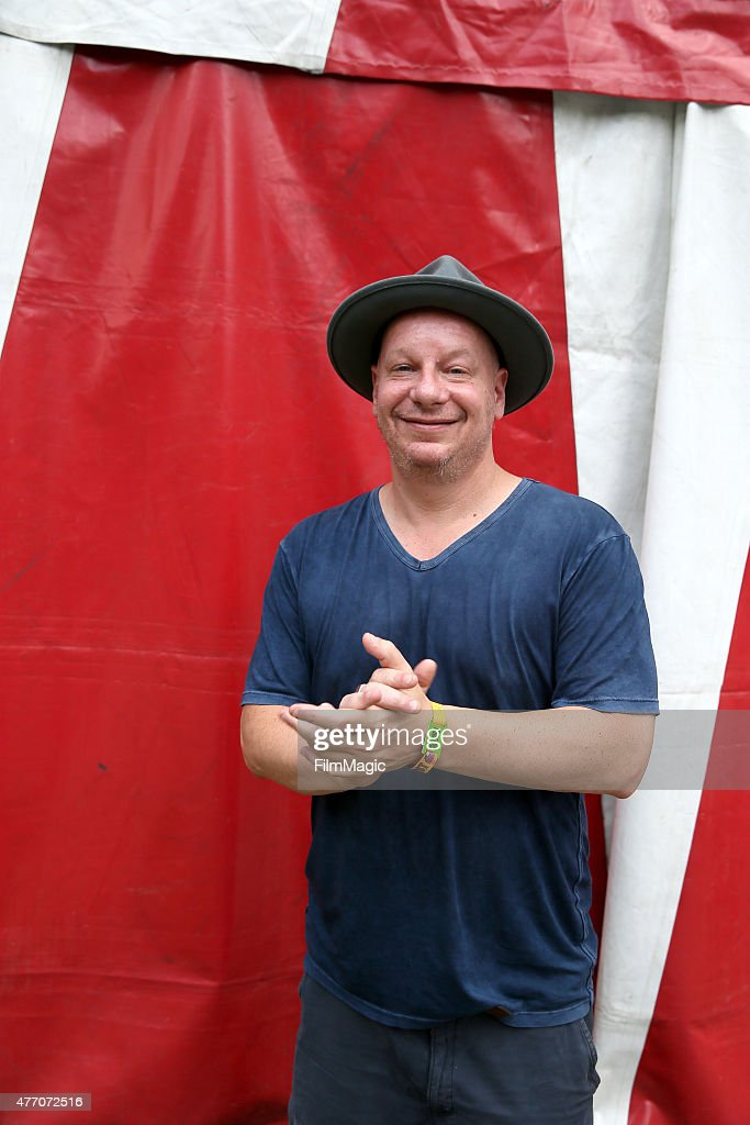 Comedian Jeff Ross attends Day 3 of the 2015 Bonnaroo Music And Arts Festival on June 13, 2015 in Manchester, Tennessee.