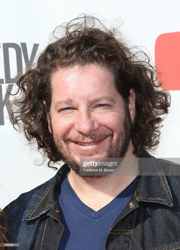 Comedian Jeff Ross attends YouTube Comedy Week Presents 'The Big Live Comedy Show' at Culver Studios on May 19, 2013 in Culver City, California.