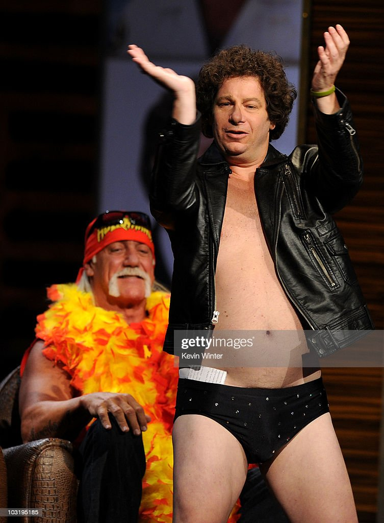 Comedy Central Roast Of David Hasselhoff - Show