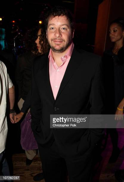 Comedian Jeffrey Ross during 'Playing for Laughs' A Benefit to Build a Playground for the Junius Street Women In Need Shelter at Pacha Nightclub on...
