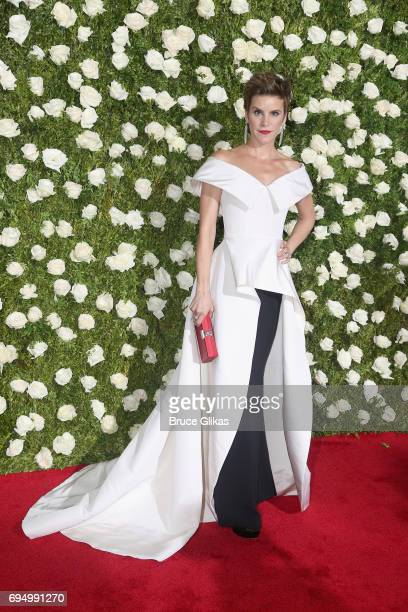 Comedian Jenn Colella attends the 71st Annual Tony Awards at Radio City Music Hall on June 11 2017 in New York City