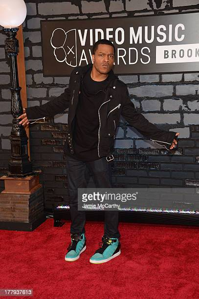 Comedian Jermaine Fowler attends the 2013 MTV Video Music Awards at the Barclays Center on August 25, 2013 in the Brooklyn borough of New York City.