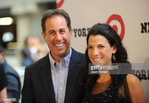 Jerry Seinfeld Stock Photos And Pictures Getty Images