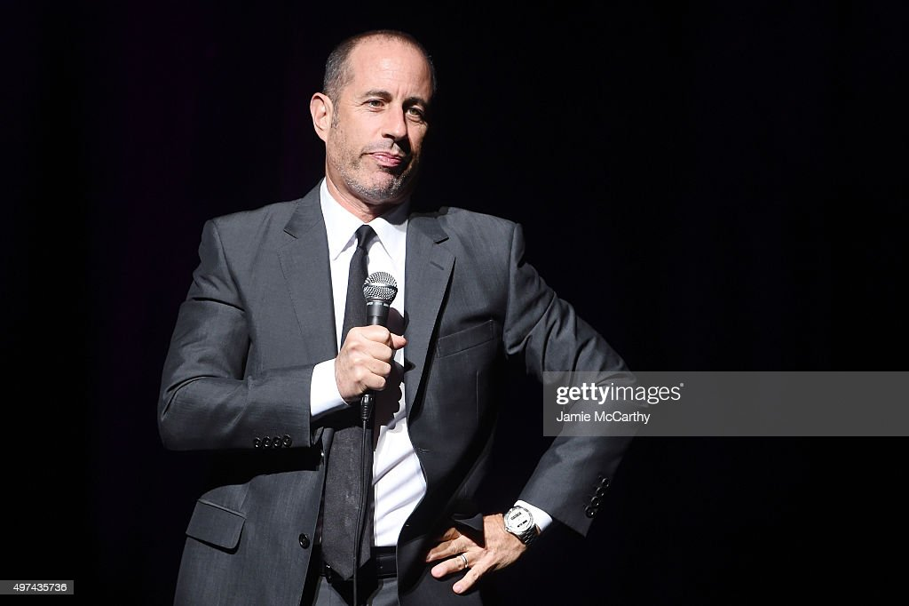 Baby Buggy Celebrates 15 Years With 'An Evening With Jerry  Seinfeld And Amy Schumer' Presented By Bank Of America - Inside : News Photo