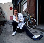 Comedian jerry seinfeld poses for a portrait session at the mtm the picture id120341707?s=170x170