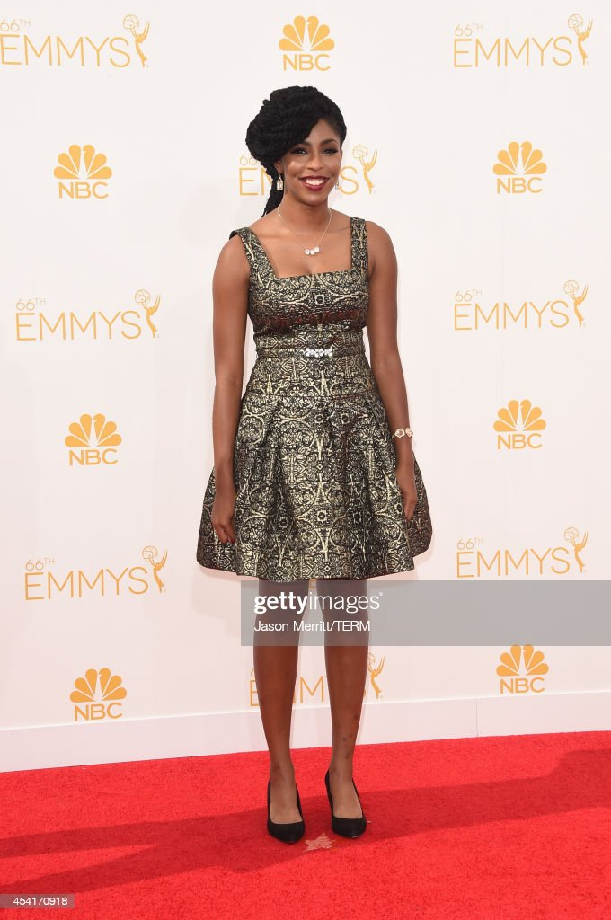 Comedian Jessica Williams attends the 66th Annual Primetime Emmy Awards held at Nokia Theatre L.A. Live on August 25, 2014 in Los Angeles, California.