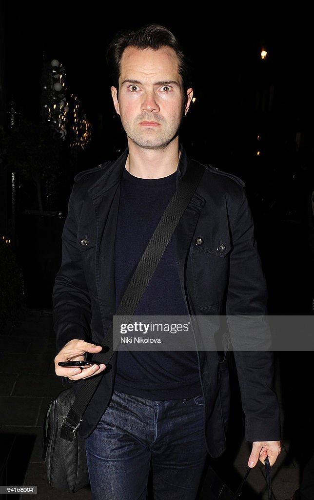 Celebrity Sightings In London - December 08, 2009