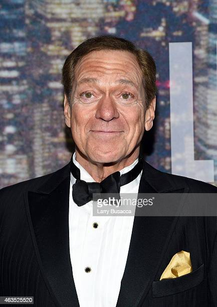 Comedian Joe Piscopo attends SNL 40th Anniversary Celebration at Rockefeller Plaza on February 15 2015 in New York City