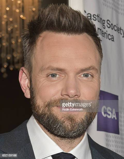 Comedian Joel McHale arrives at the 2017 Annual Artios Awards at The Beverly Hilton Hotel on January 19 2017 in Beverly Hills California