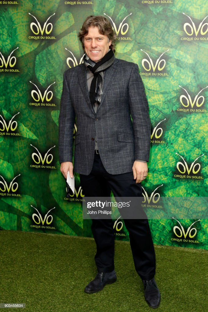 Cirque du Soleil OVO Premiere - Red Carpet Arrivals