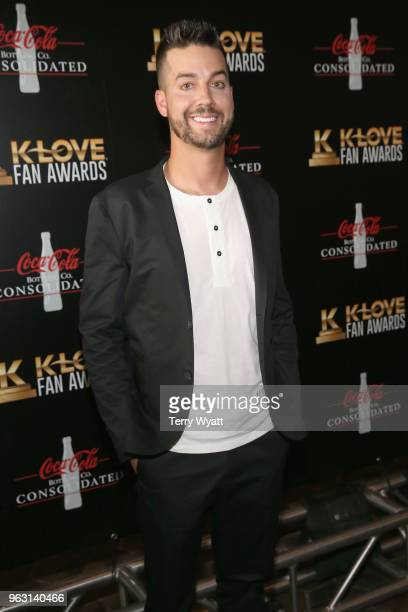 Comedian John Crist attends the 6th Annual KLOVE Fan Awards at The Grand Ole Opry on May 27 2018 in Nashville Tennessee