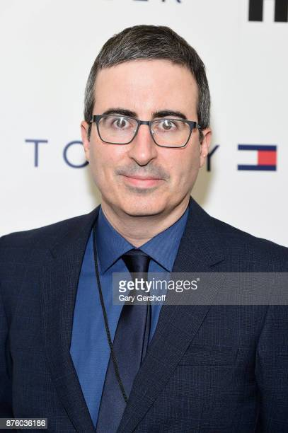 Comedian John Oliver attends HBO's Night Of Too Many Stars America Unites For Autism Programs at The Theater at Madison Square Garden on November 18...