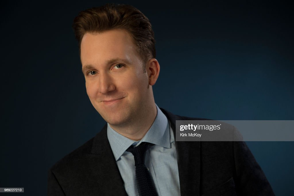 Jordan Klepper, Los Angeles Times, May 22, 2018