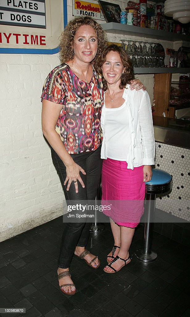 The Judy Show - My Life As A Sitcom Off-Broadway Opening Night - After Party : News Photo