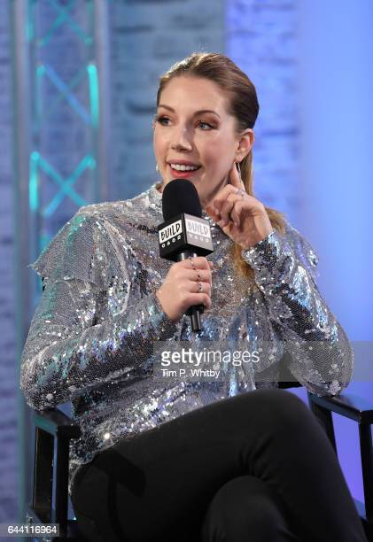 Comedian Katherine Ryan joins BUILD for a live interview and to talk about her new Netflix Original comedy 'Katherine Ryan In Trouble' at their...