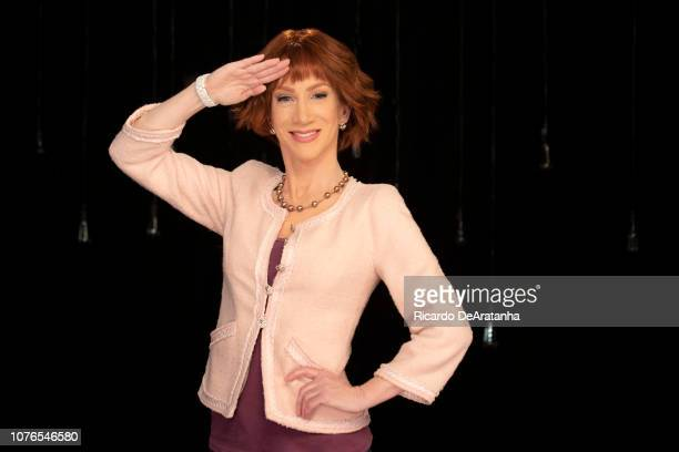 Comedian Kathy Griffin is photographed for Los Angeles Times on June 5 2018 in Los Angeles California PUBLISHED IMAGE CREDIT MUST READ Ricardo...