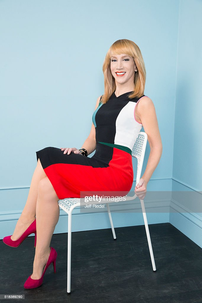 Kathy Griffin, TV Guide Magazine, January 15, 2015