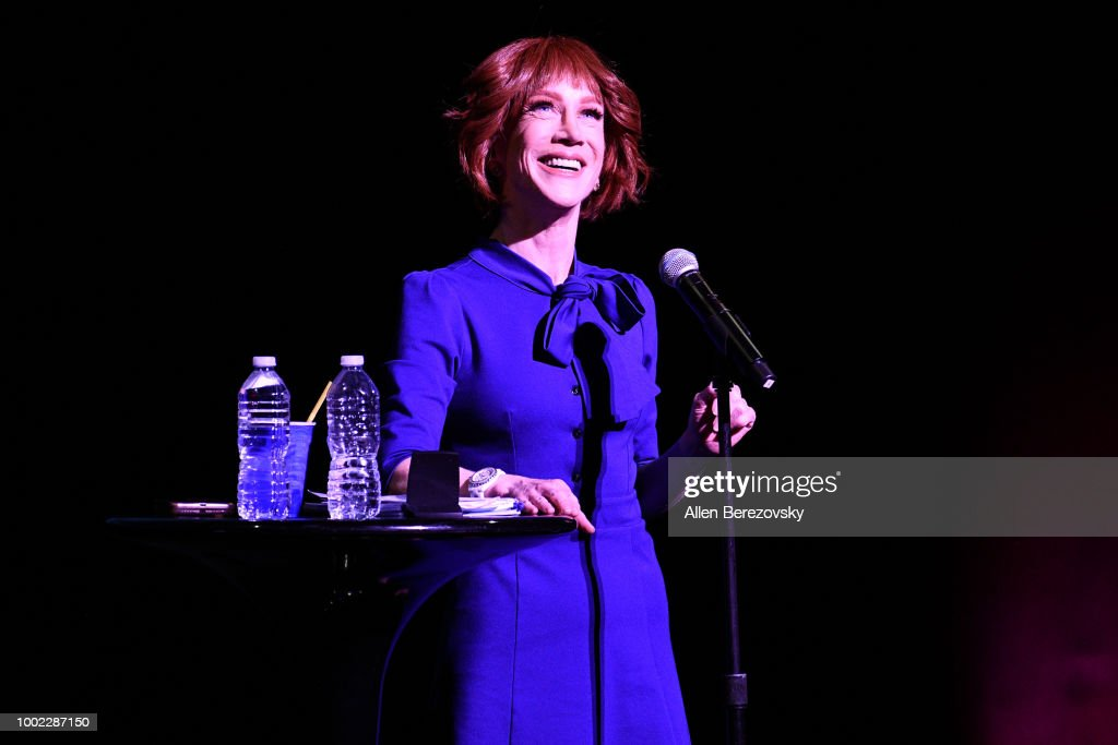 "Kathy Griffin ""Laugh Your Head Off"" Tour - Hollywood, CA"