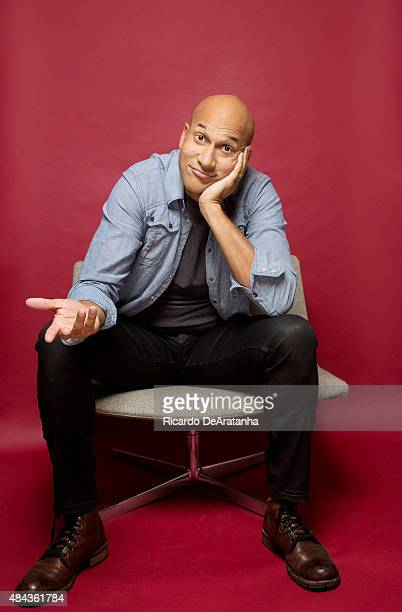 Comedian Keegan Michael Key is photographed for Los Angeles Times on July 24 2015 in Hollywood California PUBLISHED IMAGE CREDIT MUST READ Ricardo...