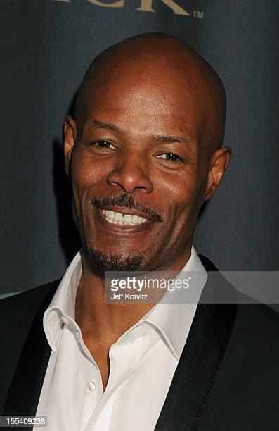 Comedian Keenen Ivory Wayansarrives at Spike TV's Eddie Murphy One Night Only at the Saban Theatre on November 3 2012 in Beverly Hills California