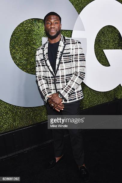 Comedian Kevin Hart attends the 2016 GQ Men of the Year Party at Chateau Marmont on December 8 2016 in Los Angeles California